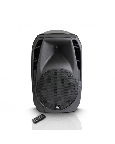 "LD Systems Play 15 A - 15"" powered PA Speaker with MP3 Player"