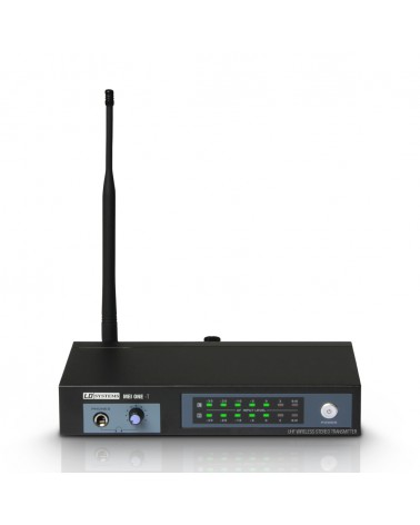 LD Systems MEI ONE 1 T - Transmitter for LD MEI ONE 1 In-Ear Monitoring System wireless 863,070 MHz