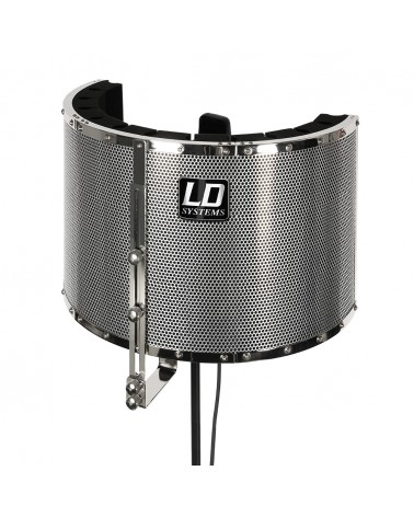 LD Systems RF 1 - Microphone Screen, Reflection Filter /