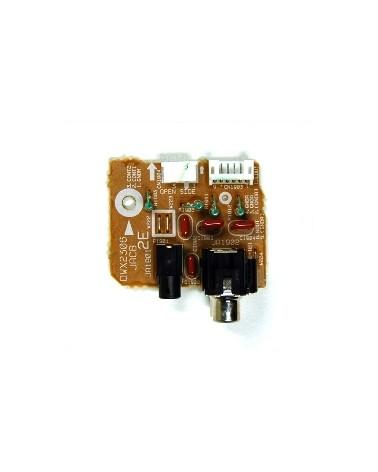 Pioneer CDJ 1000 MK2 Output Board PCB JACK ASSY DWX2306