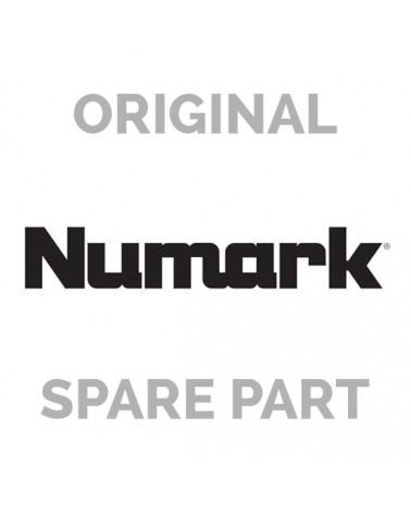 Numark iCDMIX3 CDMIX Wheel Mode Keylock Pitch Loop Cue Play 9 Button Mat Button