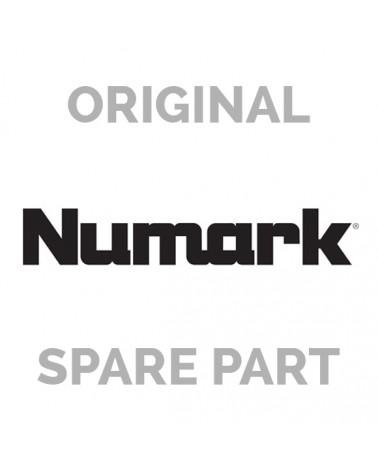 Numark C3USB C1 C2 C3 C3FX Silver Toggle Sleeve Knob