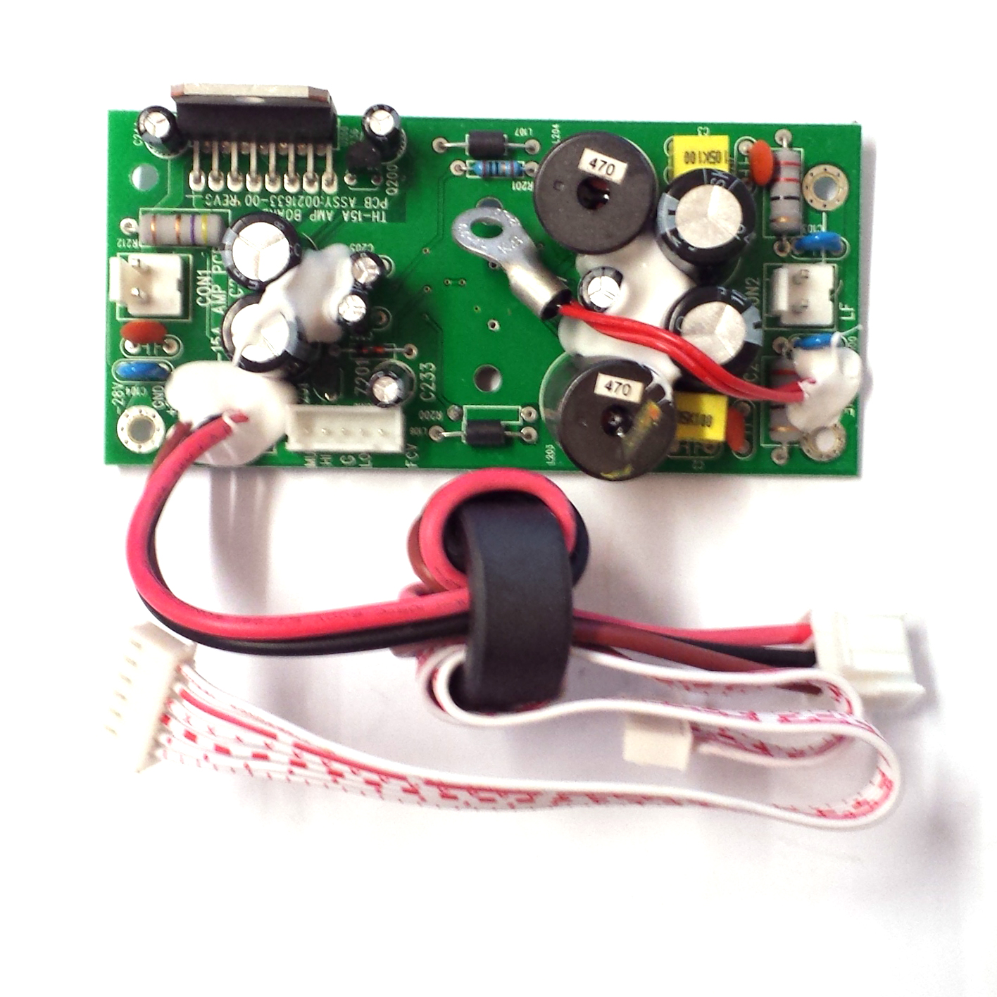Mackie Thump Th 12a 15a Pcb Amplifier Repair Audio Amplifierwith