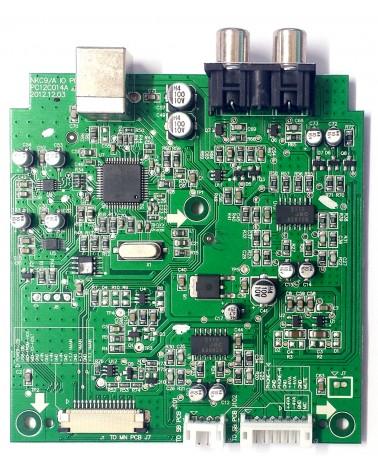 Numark Mixtrack Pro II IO PCB Assy
