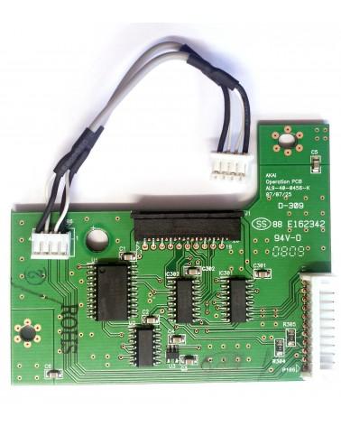 MPC 1000 MK1 Upgrade PCD Pad Assy
