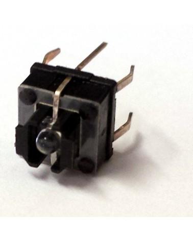 Numark iDJ2 Blue Illuminated Tactile Switch