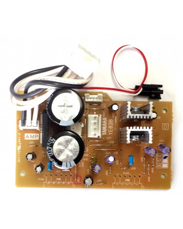 Yamaha HS8 Amp Board (No Transistors)