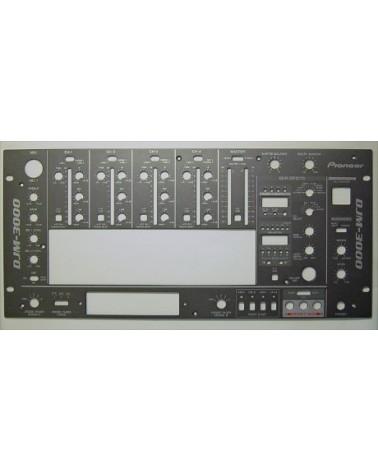 Pioneer DJM 3000 Faceplate Front Panel 224100460
