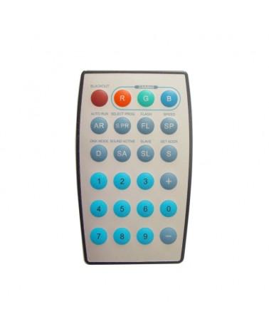 LEDJ IR Remote for LEDJ88 & LEDJ257