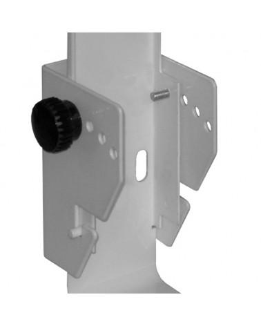 Bulldog PSR 8 White Speaker Bracket