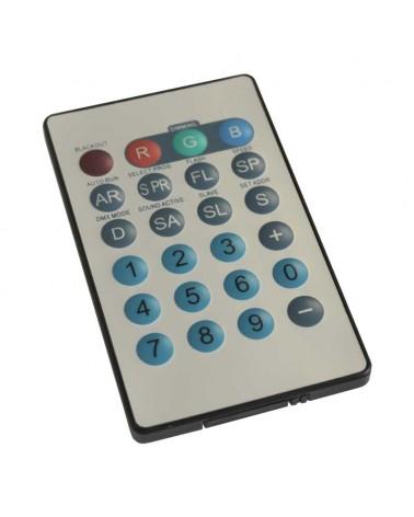 LEDJ IR Remote for LEDJ Tri Fixtures (RGB)