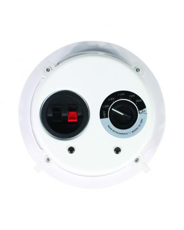 """Clever Acoustics CS 630HP 100V 6"""" 30W Ceiling Speaker"""