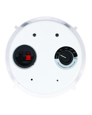 """Clever Acoustics CS 840HP 100V 8"""" 40W Ceiling Speaker"""