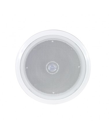 "Clever Acoustics CS 66F 100V 6"" 6W Ceiling Speaker +FD"