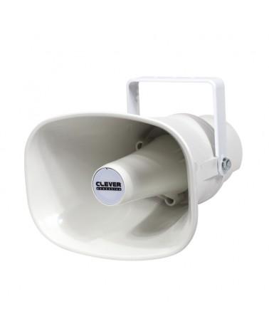 Clever Acoustics HS 715 100V 15W ABS Horn Speaker
