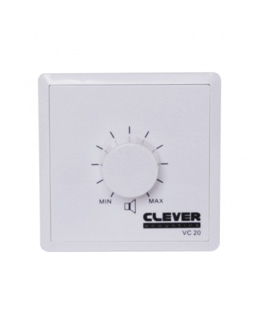 Clever Acoustics VC 20 100V 20W Volume Control