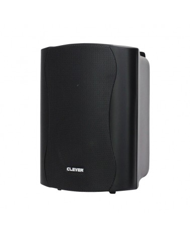 Clever Acoustics BGS 25 Black 8 Ohm Speakers (Pair)