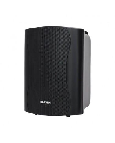 Clever Acoustics BGS 25 Black 8 Ohm Speakers (Pair)