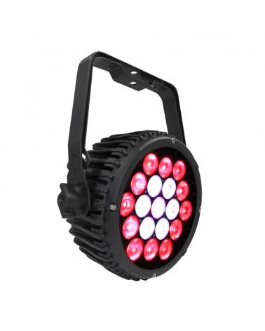 LEDJ Intense 19T3 RGB LED Slim Par