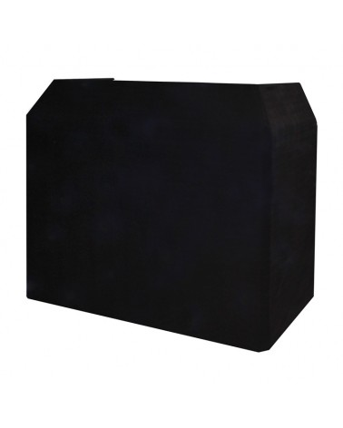 Equinox DJ Booth Replacement Lycra - Black