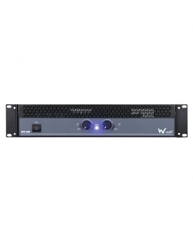 W Audio EPX 500 Amplifier