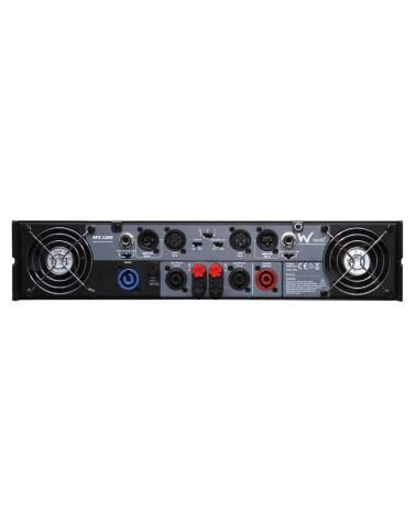 W Audio EPX 1200 Amplifier