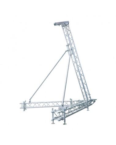 Global Truss LA 500 F34 PL Line Array Tower Components (Requires 4 x 3m & 1 x 1m F34 PL)