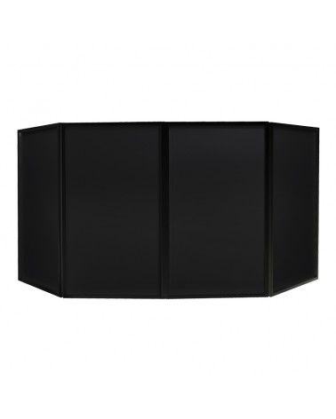 Equinox Foldable DJ Screen Black (Bag Included)