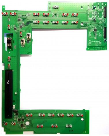 Numark NS7 Transport (Left) PCB Assy