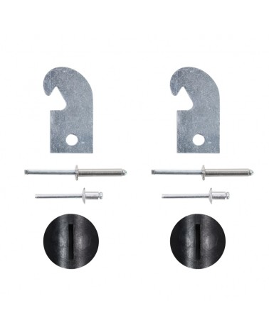 Equinox Pipe & Drape Cross Bar End Repair Kit