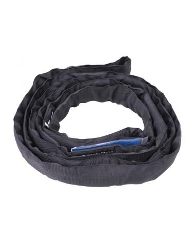 ELLER Black Round Sling 2 Ton WLL, Working Length 2m