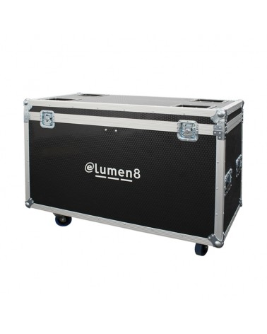 eLumen8 16R Zoom Profile Flight Case