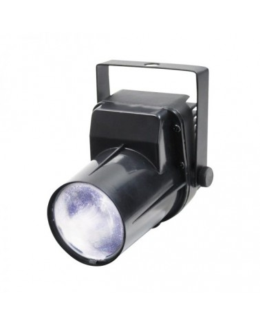 Equinox 10W LED Pinspot (Black Housing)
