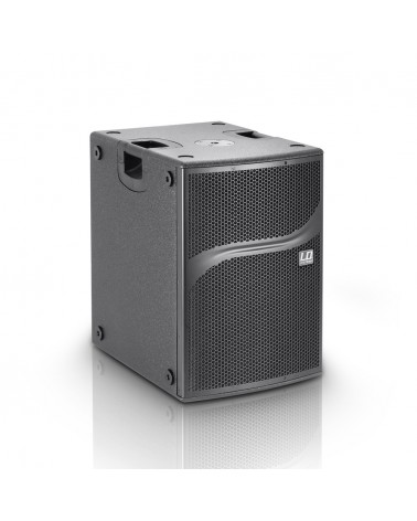 "LD Systems DDQ SUB 212 - 2 x 12"" active PA Subwoofer with DSP"