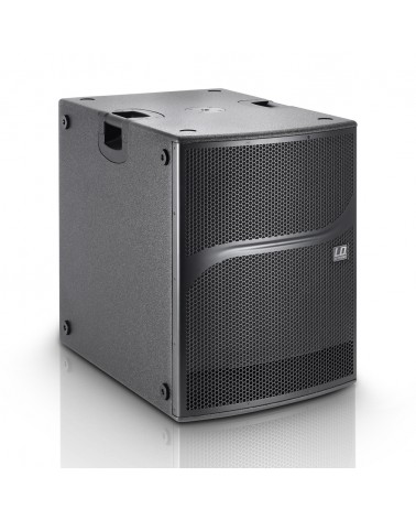 "LD Systems DDQ SUB 18 - 18"" active PA Subwoofer with DSP"