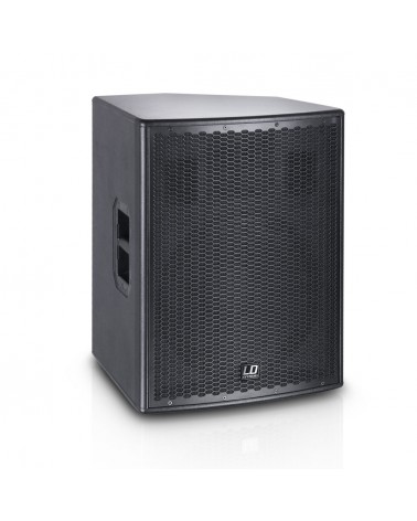 "LD Systems GT 15 A - 15"" powered PA loudspeaker"