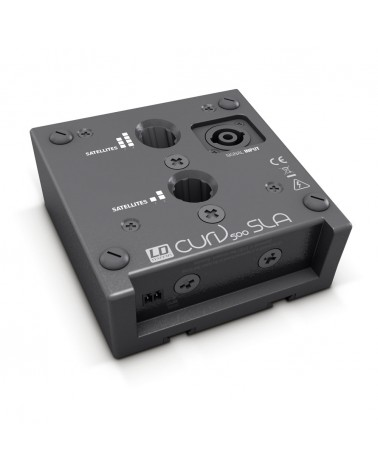 LD Systems CURV 500 STS - Stereo Set composed of a SmartLink adapter, distance bar