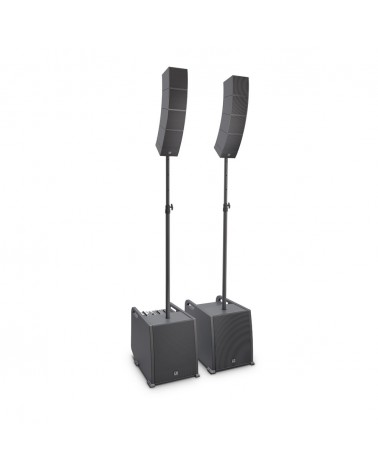LD Systems CURV 500 PS - Portable Array System Power Set including Distance Bars & Speaker Cables