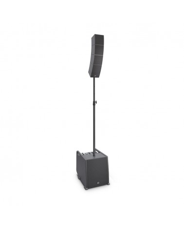LD Systems CURV 500 ES - Portable Array System Entertainer Set Including Distance Bar & Speaker Cable
