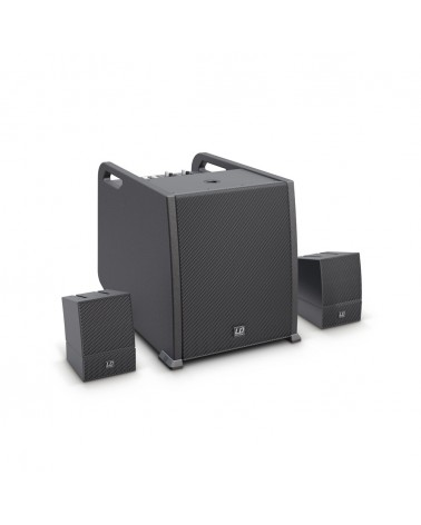 LD Systems CURV 500 AVS - Portable Array System AV Set including Speaker/Phoenix Cables