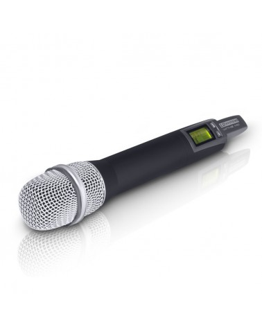 LD Systems WIN 42 MC B 5 - Condenser Handheld Microphone